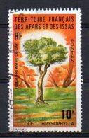 Afars & Issas 1974 / Mi 111 - Trees - Used (o) - Oblitérés