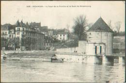 1859-France 25-Besancon-Tour De La Pelotte Et Quai De Strasbourg-Ref 356 - Besancon