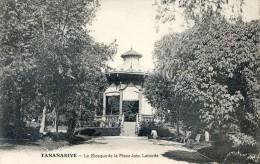 Madagascar - Tananarive - Le Kiosque De La Place Jean Laborde - Madagascar