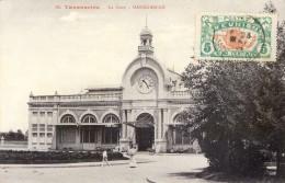 Madagascar - Tananarive - La Gare - Madagascar