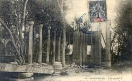 """Madagascar - Tananarive - Ruines Du """"Relisoa"""" Datant De Ramada 1 Ier - Madagascar"""