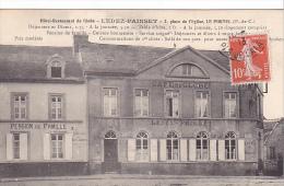 23090 LE PORTEL - Hôtel Restaurant Du GLOBE - LEDEZ-PAINSET -tarif Des Repas Chambres, Etc
