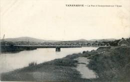 Madagascar - Tananarive - Le Pont D'Antajombato Sur L'Ikopa - Madagascar