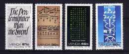 Venda - 1990 - History Of Writing (7th Series) - MNH - Venda