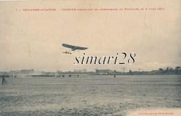 TOULOUSE AVIATION - N° 7 - VEDRINE S'ENLEVANT DE L´AERODROME DU POLYGONE LE 6 MARS 1911 - ....-1914: Vorläufer