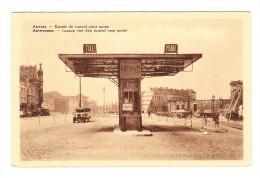 Anvers - Entrée Du Tunnel - Antwerpen
