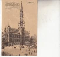 Bruxelles Hotel De Ville - Monumenten, Gebouwen