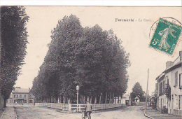23102 FORMERIE -  La Gare -ed Lib Pat..bluchert ? - Non Classés