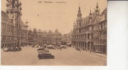 Bruxelles Grand Place    L3 - Monumenten, Gebouwen