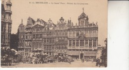 Bruxelles  La Grand Place    L3 - Monumenten, Gebouwen