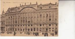 Bruxelles  La Grand Place  Et Maison Des Ducs  L3 - Monumenten, Gebouwen