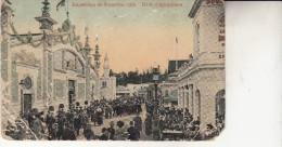 Bruxelles  Exposition Universelle De 1910  Halle D'agriculture Animée - Monumenten, Gebouwen