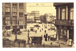 Liège - Place St Lambert - Lüttich