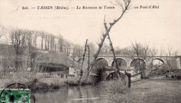 "TASSIN ""le Ruisseau De Tassin Au Pont D'Alai"" - Andere Gemeenten"