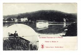 Namur - Bâteau Touriste Sur La Meuse - Namur
