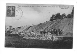 CPA1761 - 28 Ymeray - Ligne En Construction De Paris à Chartres - Remblai - Autres Communes