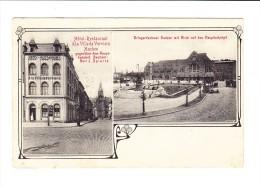 "Aachen - Hotel-Restaurant  ""A La Ville De Verviers"" - Aachen"