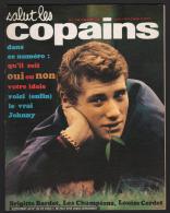 7161 -   Johnny Hallyday    Brigitte Bardot  James Dean   (Groupe 60  Les Champions  )  Louise Cordet - Music