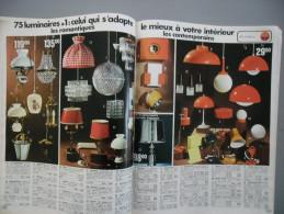 CATALOGUE LA REDOUTE 1971-72, MODE, VINTAGE, DESIGN, JOUETS ANCIENS - ANCIEN CATALOGUE, DECO - Mode