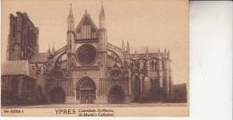 Ypres   Ieper Cathédrale Saint Martin - Ieper