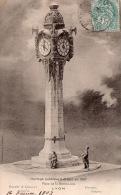"LA DEMI-LUNE "" L´Horloge"" ériger En 1907 - Andere Gemeenten"