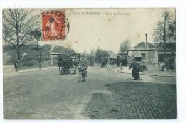 CPA - Levallois Perret - Porte De Courcelles - Levallois Perret