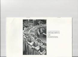 """Plaquette """" Mémoires De Postiers """" ( Voir Description) - Books, Magazines, Comics"""
