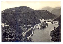 Anni '50, Robbiate (Como), Diga Edison Sul Fiume Adda / Dam On Adda River - Italië
