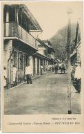 Mahé Commercial Centre Bazaar Street 1903 Editor K.C. Chetty Fils - Seychelles