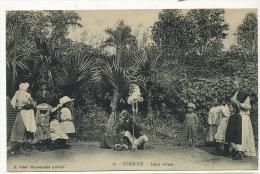 Mauritius Maurice Curepipe 76 Singe Savant Performing Monkey Edit E. Vidal - Maurice
