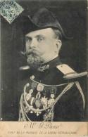CHEF DE LA MUSIQUE DE LA GARDE REPUBLICAINE , Mr GABRIEL PARES . - Regiments
