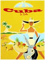 @@@ MAGNET - Cuba La Bella - Reclame