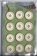 12 Boutons - Buttons