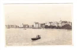 China - Shanghai - General View Of The Bund From Whangpoo River - Chine