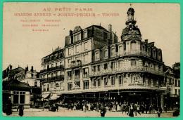 Aube - Troyes - Au Petit Paris - Jorry Prieur - Animé - Troyes