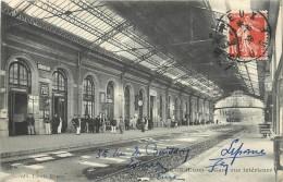 Réf : A14 -1017  : Chemin De Fer  La  Gare D'Evreux - Evreux