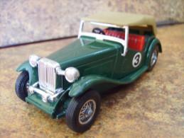 "Matchbox - Lesney ""   1945 MG TC ""  Model Of Yesteryear N° Y 8 - Matchbox"