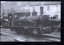 VAPOR EN NEGRO - Trenes