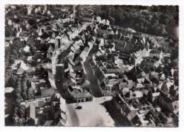 CP, 60, CREPY-en-VALOIS, La Place , Vue Aérienne, Vierge - Crepy En Valois