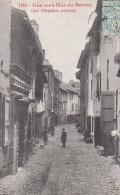 23110 MUR DE BARREZ / Une Rue -arrt Espalion -186 Ed Carrere?  Rodez