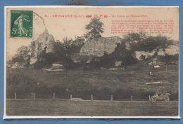 76 - NEUFMARCHE -- Les Ruines Du Château Fort - France
