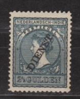 Nederlands Indie Netherlands Indies Dutch Indies D27 MLH ; DIENST Zegels, Service Stamps - Indonesië