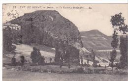 23116  Environs De Murat Bredons -le Rocher Et Les Grottes -LL 61