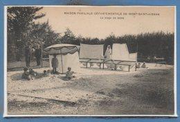 76 - MONT SAINT AIGNAN --  Maison Familiale Départementale - La Plage De Sable - Mont Saint Aignan