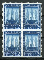 Belgium - 1956 - Belgica - Scott 495** MNH - B4 - Bélgica