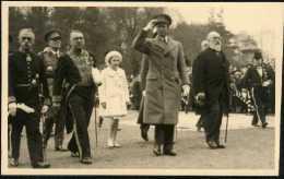 Bruxelles - : Visite Du Roi Léopold III à L'Expo 1935 - Zonder Classificatie