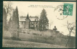 N° 1686  -  Bords Du Lac D'Aiguebelette -Lépin ( Savoie ) - Le Chateau De Chambost  Dat143 - Aiguebelle