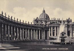 Italy Citta' Del Vaticana Piazza San Pietro Particolare