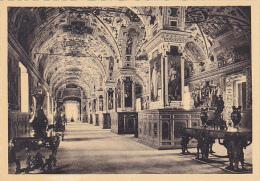 Italy Rome Roma Biblioteca Vaticana Una Sala