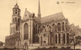 BELGIQUE - ANVERS - LIER - LIERRE - St Gummaruskerk. - Lier